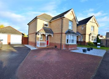 Thumbnail 3 bed detached house for sale in Easterbrae, Motherwell