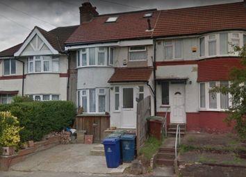 Thumbnail 1 bed flat to rent in Roxeethgreen Avenue, Harrow