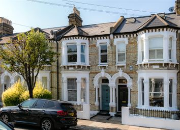 Thumbnail 4 bed terraced house for sale in Montholme Road, Battersea, London