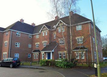 Thumbnail 2 bed flat to rent in Kingsley Square, Elvetham Heath, Fleet