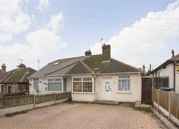 Thumbnail 2 bedroom semi-detached bungalow for sale in Margate Road, Ramsgate