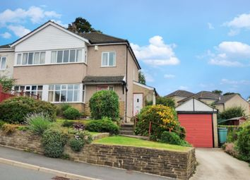 Thumbnail 3 bed semi-detached house for sale in Strathmore Drive, Baildon, Shipley