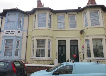 Thumbnail 1 bedroom flat to rent in Moore Street, Blackpool