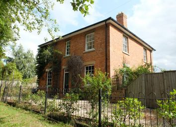 Thumbnail 4 bed link-detached house for sale in Oxford House, Walwyn Road, Colwall, Malvern, Herefordshire
