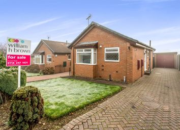 Thumbnail 2 bedroom detached bungalow for sale in Melton Grove, Owlthorpe, Sheffield