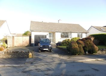 Thumbnail 3 bed detached bungalow for sale in Manor Park, Dousland, Yelverton