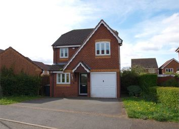 Thumbnail 3 bed detached house to rent in Aston Drive, Newhall, Swadlincote, Derbyshire