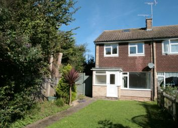 Thumbnail 3 bed end terrace house to rent in Mayfield, East Preston, Littlehampton