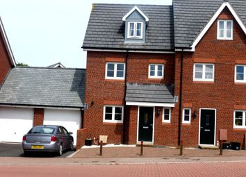 Thumbnail 3 bedroom town house for sale in Mimosa Way, Paignton