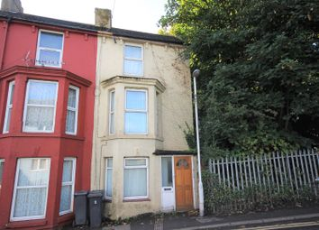 Thumbnail 4 bed end terrace house for sale in Tower Hamlets Road, Dover