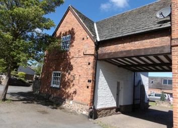 Thumbnail 2 bed barn conversion for sale in Mill Road, Thurcaston, Leicester, Leicestershire