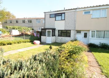 Thumbnail 3 bed end terrace house for sale in Rodney Close, Daventry