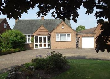 Thumbnail 4 bed bungalow for sale in Burntwood Road, Hammerwich, Burntwood, Staffordshire
