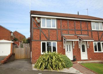 Thumbnail 3 bed semi-detached house for sale in Thornlea Drive, Norden, Rochdale