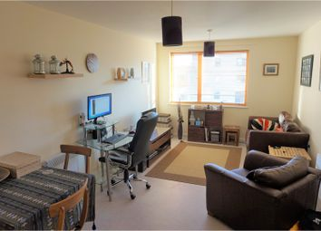 Thumbnail 2 bed flat for sale in Falcon Drive, Cardiff Bay