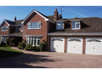 Thumbnail 6 bed detached house for sale in Beech Avenue, Bourne