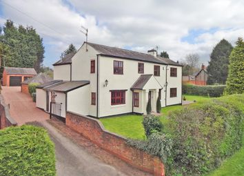 Thumbnail 5 bedroom detached house for sale in Alcester Road, Burcot