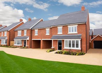 """Thumbnail 4 bedroom detached house for sale in """"Chesham"""" at Greenkeepers Road, Great Denham, Bedford"""