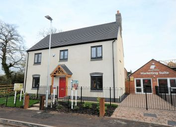 Thumbnail 5 bed detached house for sale in The Shardlow, Century Drive, Off Normanton Rd, Packington