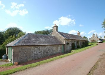 Thumbnail 2 bed cottage for sale in Biggar