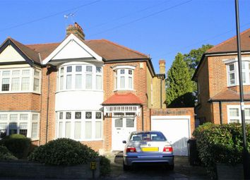 Thumbnail 3 bed semi-detached house for sale in Cheyne Walk, London