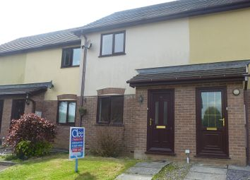 Thumbnail 2 bed terraced house for sale in Nant Arw, Capel Hendre, Ammanford, Carmarthenshire.
