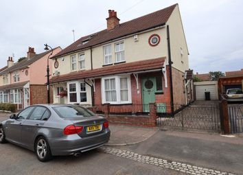 3 bed semi-detached house for sale in Myrtle Road, Bedford, Bedfordshire MK42