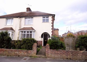 Thumbnail 3 bed semi-detached house to rent in St. James Road, Emsworth