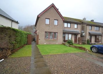 Thumbnail 2 bed flat to rent in Broomlee Crescent, West Linton, Borders