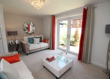 Thumbnail 2 bed semi-detached house for sale in The Haxby Castlefields Avenue East, Castlefields, Runcorn