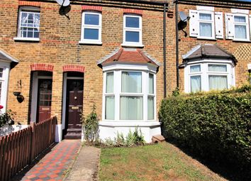 Thumbnail 2 bed terraced house to rent in Chelmsford Road, Southgate, London