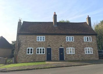 Thumbnail 2 bedroom semi-detached house to rent in Bury Lane, Bramfield, Hertford