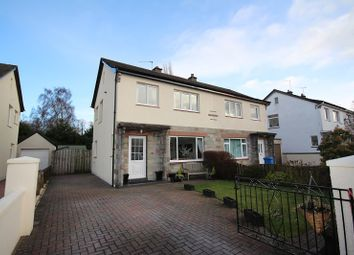 Thumbnail 3 bed semi-detached house for sale in 28 Delnies Road, Drummond, Inverness