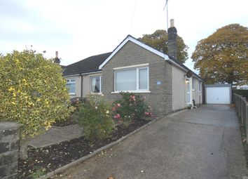 Thumbnail 2 bed semi-detached bungalow for sale in Throstle Walk, Slyne With Hest, Nr Lancaster