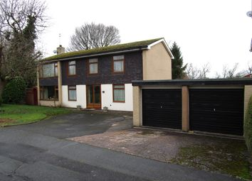 Thumbnail 4 bed detached house for sale in End Hall Road, Tettenhall, Wolverhampton