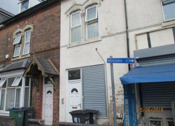 Thumbnail 2 bed flat to rent in Waterloo Road, Smethwick, Birmingham