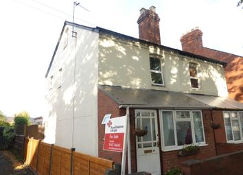 Thumbnail 2 bed semi-detached house for sale in Grandstand Road, Hereford