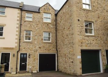 Thumbnail 3 bedroom town house for sale in St. Annes Drive, Wolsingham, Bishop Auckland, Durham