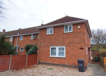 Thumbnail 3 bed semi-detached house to rent in Alan Moss Road, Loughborough
