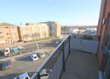 Thumbnail 2 bed flat for sale in Elmtree Lodge, Cranleigh Drive, Leigh-On-Sea