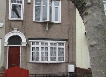 Thumbnail 4 bedroom terraced house to rent in Humberstone Road, Grimsby