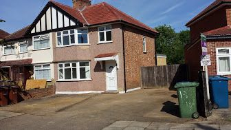 Thumbnail 4 bed semi-detached house to rent in Harrow Weald, Harrow, Middlesex