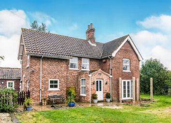 Thumbnail 4 bed detached house for sale in Gunby Road, Orby, Skegness