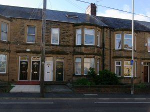Thumbnail 4 bed flat to rent in Wellfield Terrace, Bill Quay, Gateshead
