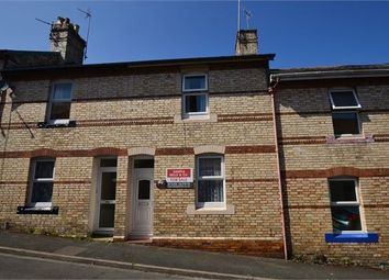 Thumbnail 2 bed terraced house for sale in Hillmans Road, Newton Abbot, Devon.