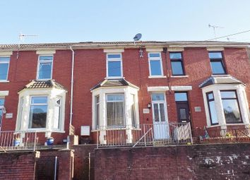 Thumbnail 4 bed terraced house for sale in King Edward Street, Blaengarw, Bridgend.