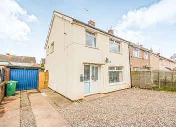 Thumbnail 3 bedroom semi-detached house for sale in Brynbala Way, Rumney, Cardiff