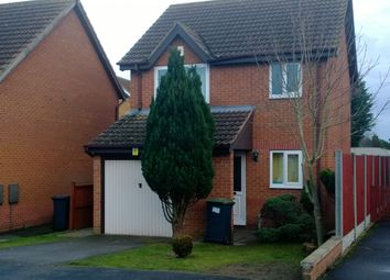 Thumbnail 3 bed detached house to rent in Beck Close, Ruskington