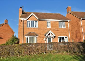 Thumbnail 4 bed detached house for sale in Delaine Close, Bourne