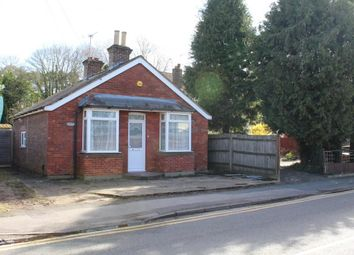 Thumbnail 2 bed bungalow to rent in Frimley Road, Ash Vale, Aldershot